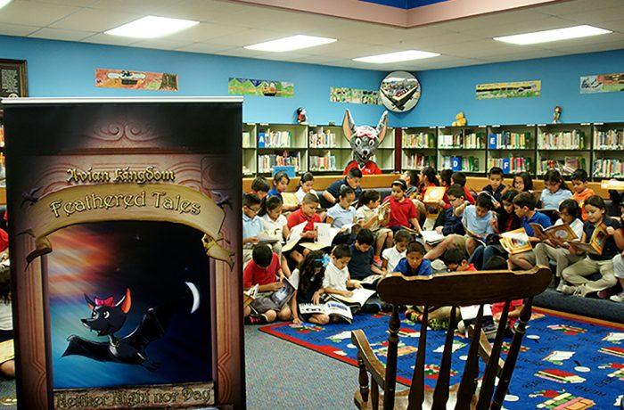 Literacy Tour: Austin ISD
