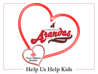 Arandas is Sharing the Love at Texas Children's Hospital for Valentine's