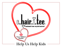 c.HAIR.i.TEE is Sharing Valentine's Love at Texas Children's Hospital