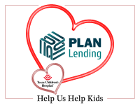 PLAN Lending Shares the Love at Texas Children's this Valentine's