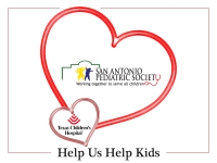 San Antonio Pediatric Society is Sharing Love at Texas Children's Hospital